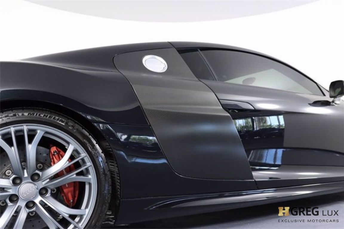 2012 Audi R8 5.2L GT #19