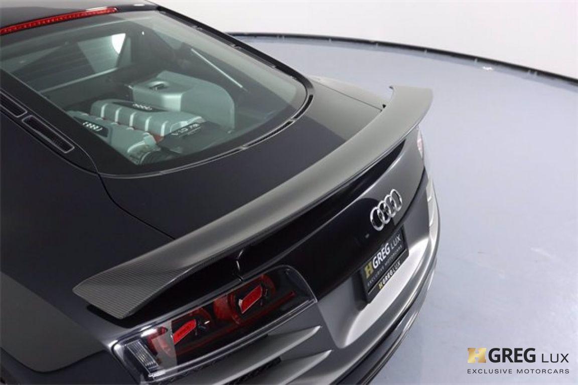 2012 Audi R8 5.2L GT #26