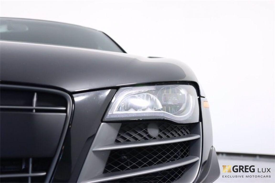 2012 Audi R8 5.2L GT #5