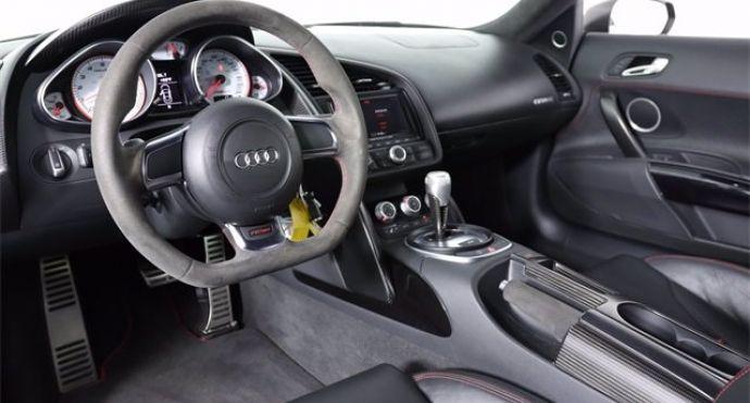 2012 Audi R8 5.2L GT #1