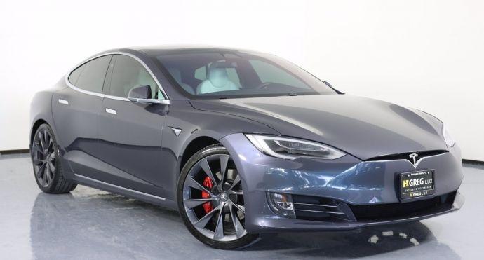 2020 Tesla Model S Performance #0