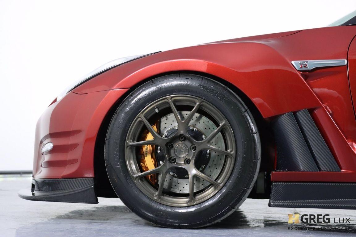 2015 Nissan GT R Premium #27