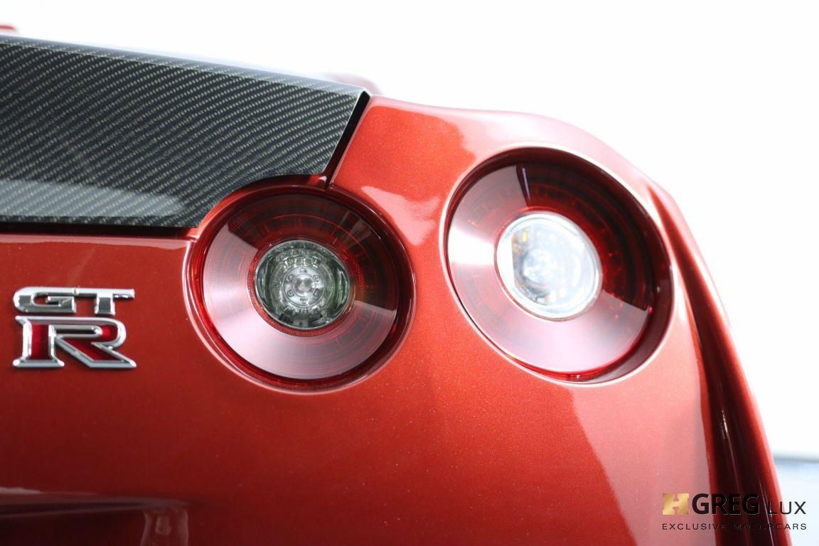 2015 Nissan GT R Premium #22
