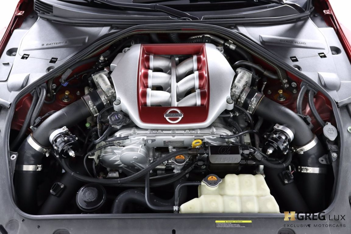 2015 Nissan GT R Premium #63