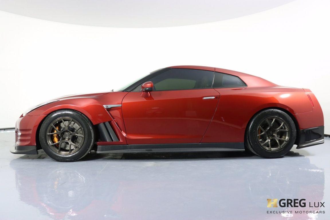 2015 Nissan GT R Premium #26