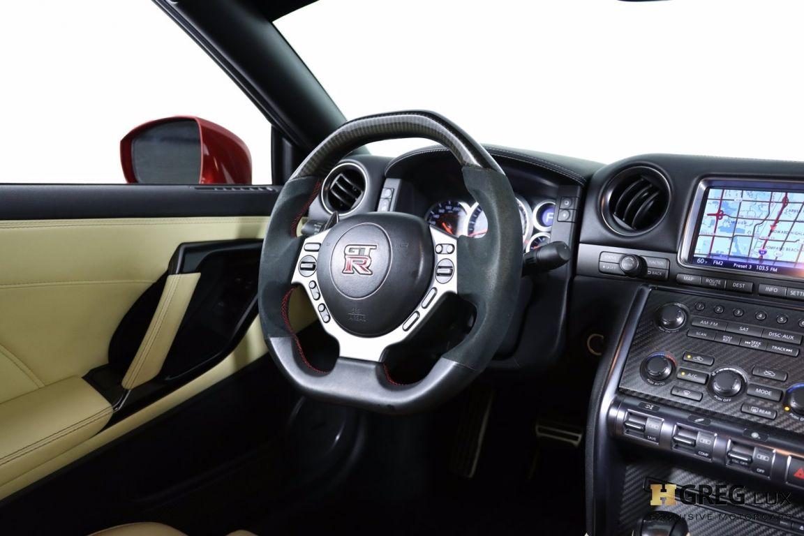 2015 Nissan GT R Premium #58