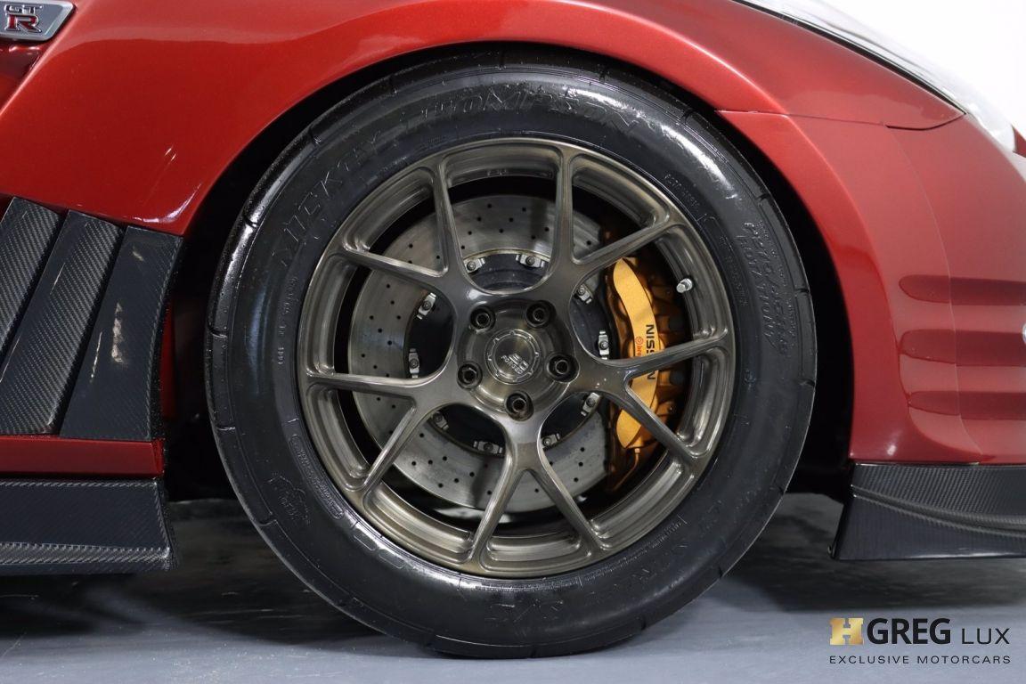 2015 Nissan GT R Premium #13