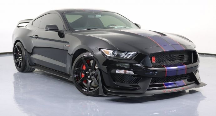 2020 Ford Mustang Shelby GT350R #0