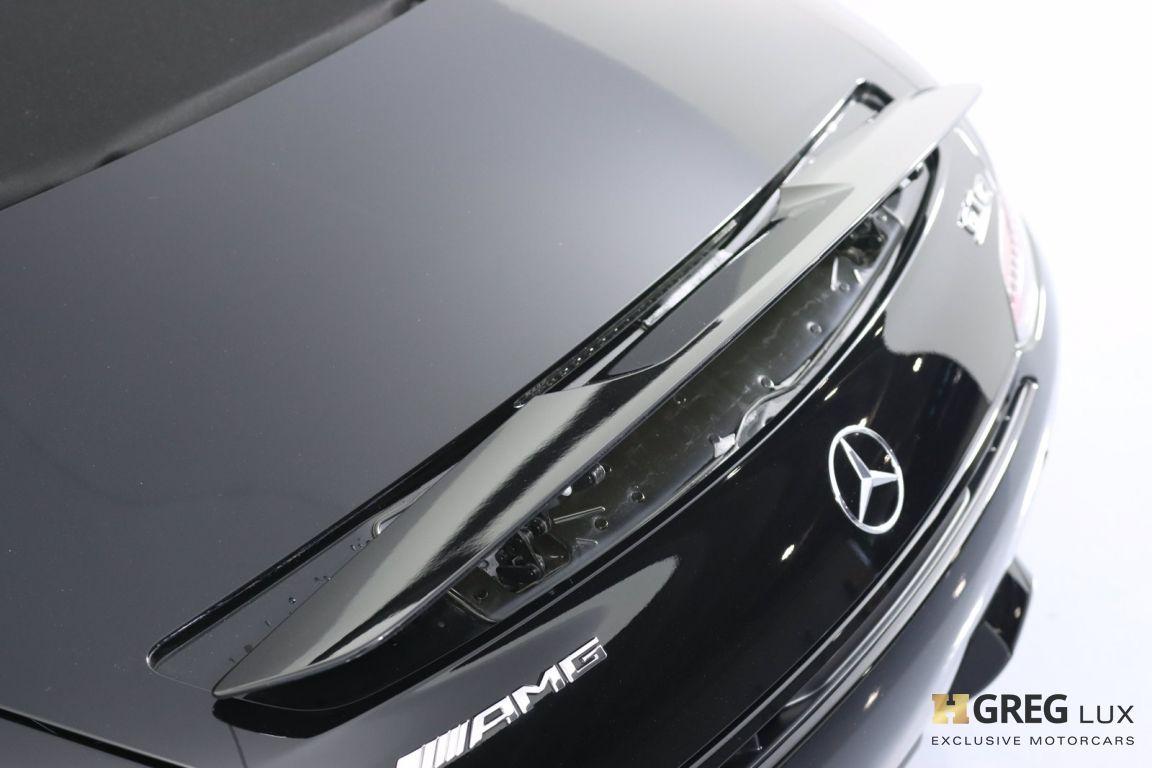 2020 Mercedes Benz AMG GT AMG GT C #27