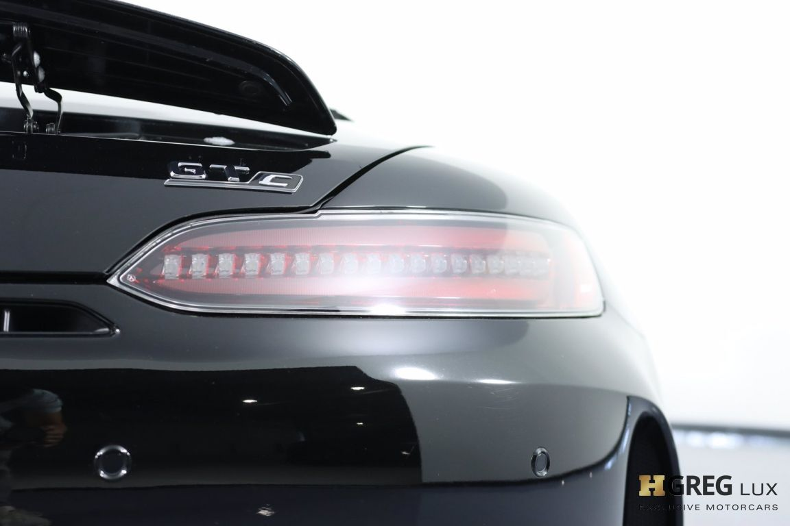 2020 Mercedes Benz AMG GT AMG GT C #23