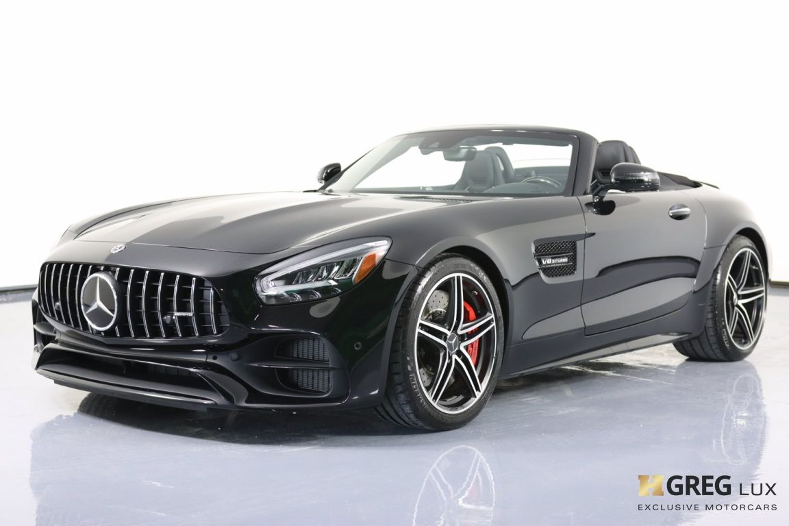2020 Mercedes Benz AMG GT AMG GT C #36