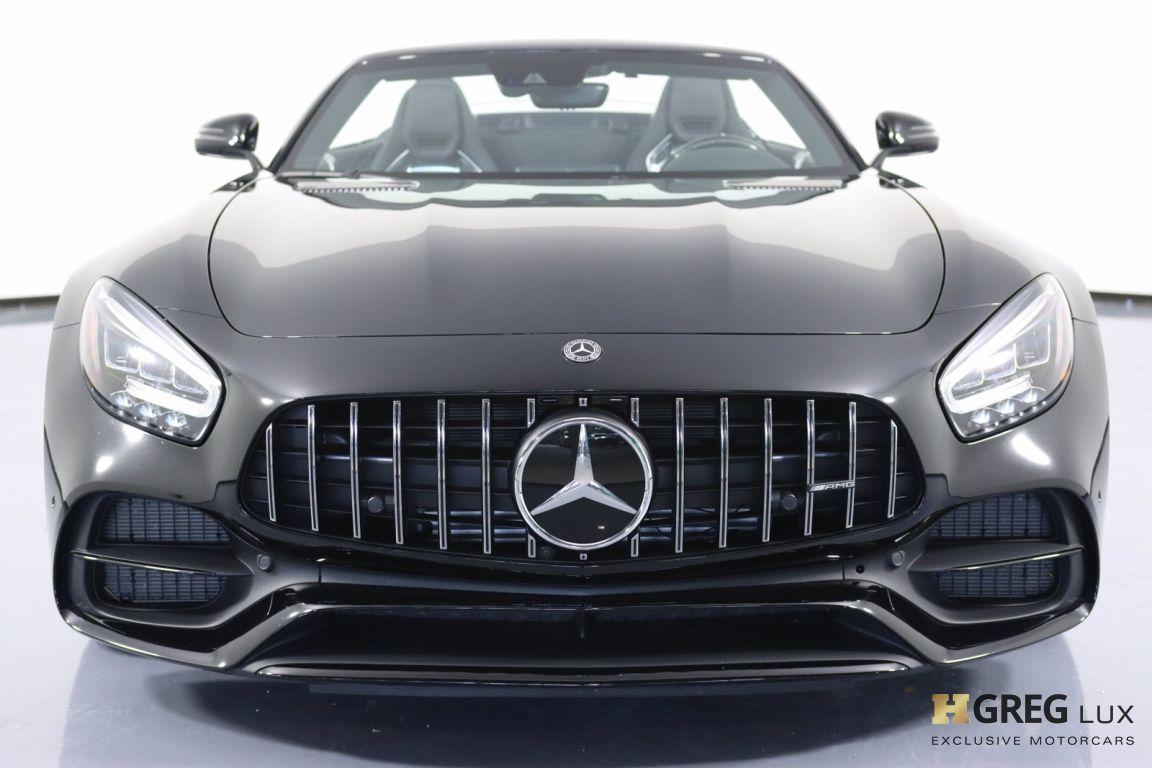 2020 Mercedes Benz AMG GT AMG GT C #4