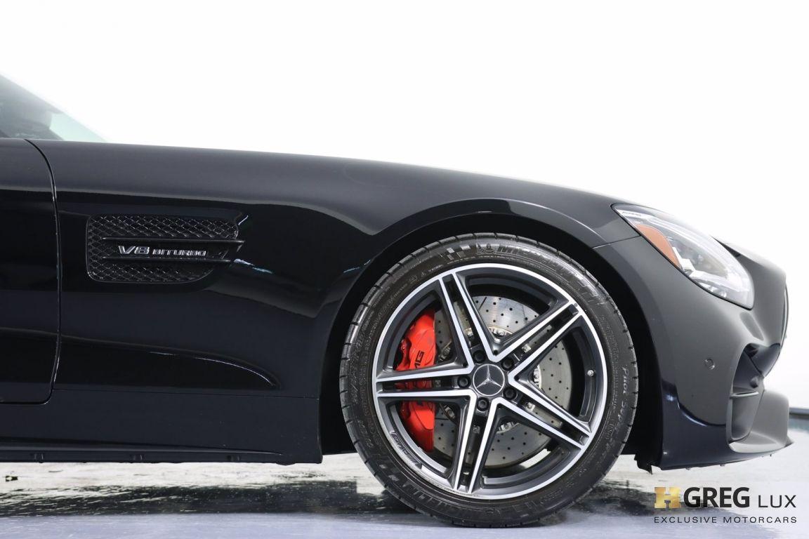 2020 Mercedes Benz AMG GT AMG GT C #13