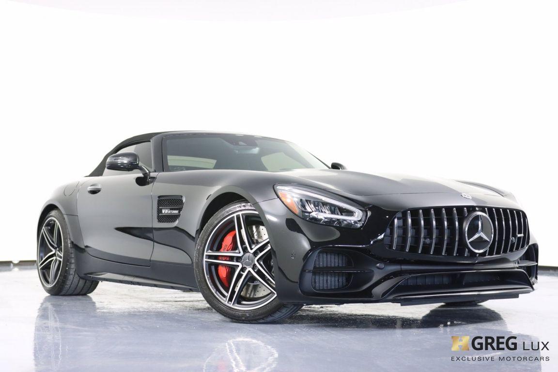 2020 Mercedes Benz AMG GT AMG GT C #37