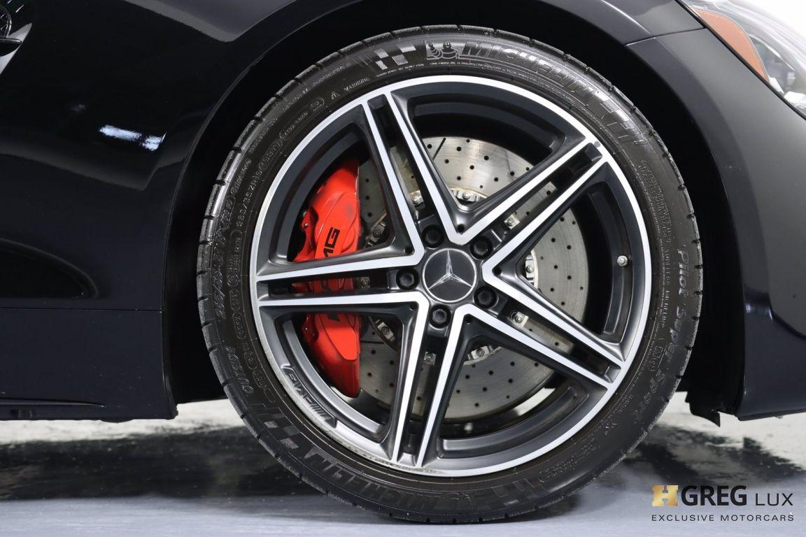 2020 Mercedes Benz AMG GT AMG GT C #14