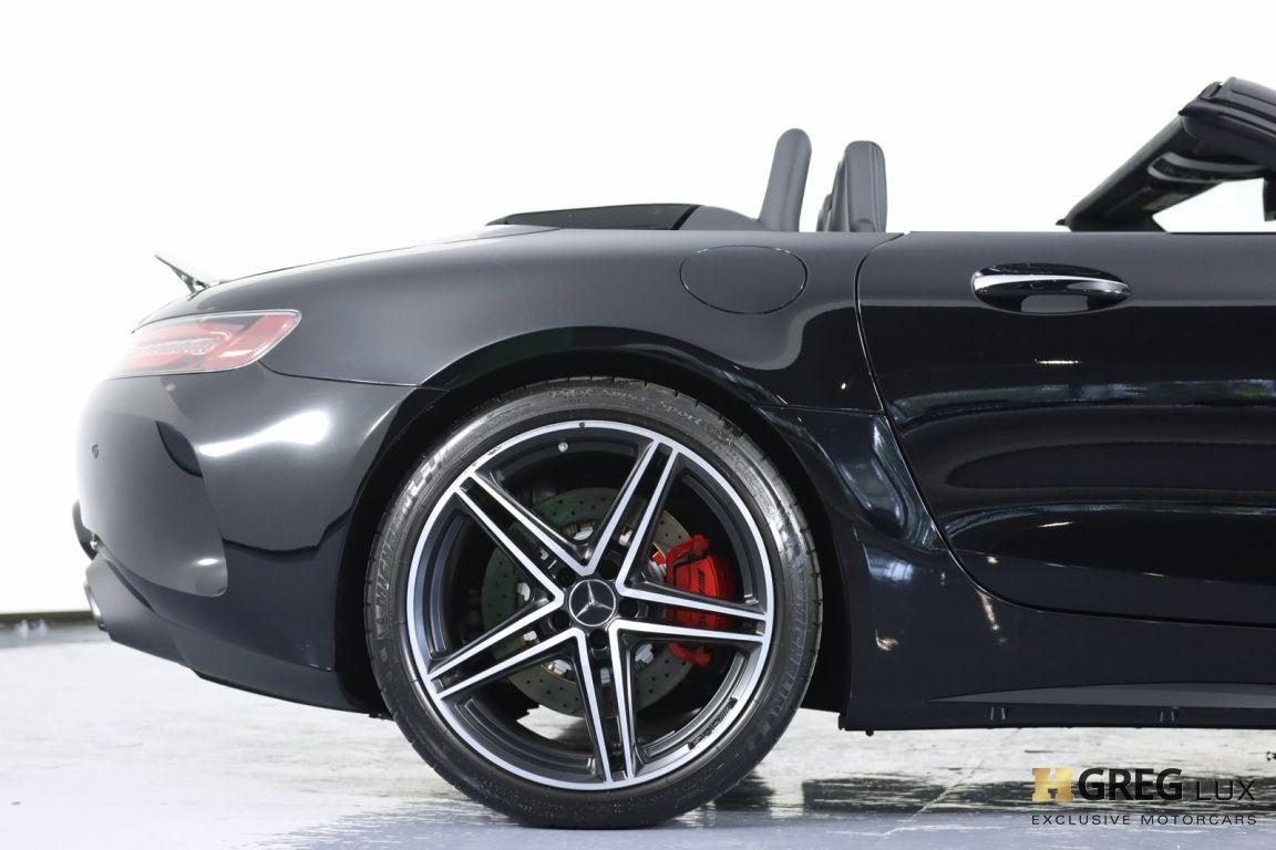 2020 Mercedes Benz AMG GT AMG GT C #17