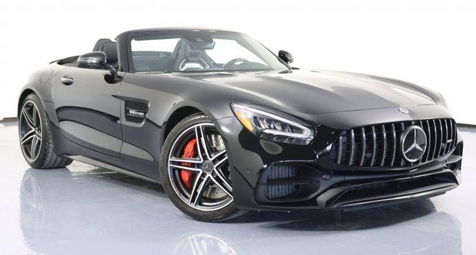 2020 Mercedes Benz AMG GT AMG GT C #0