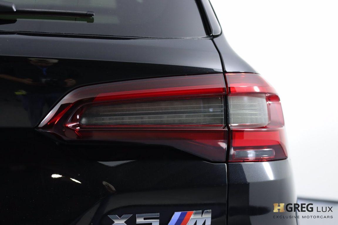 2020 BMW X5 M  #22