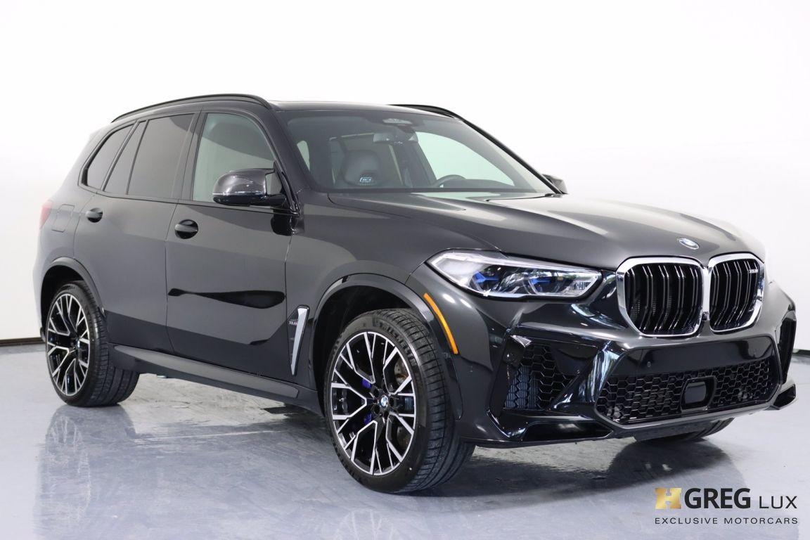 2020 BMW X5 M  #11