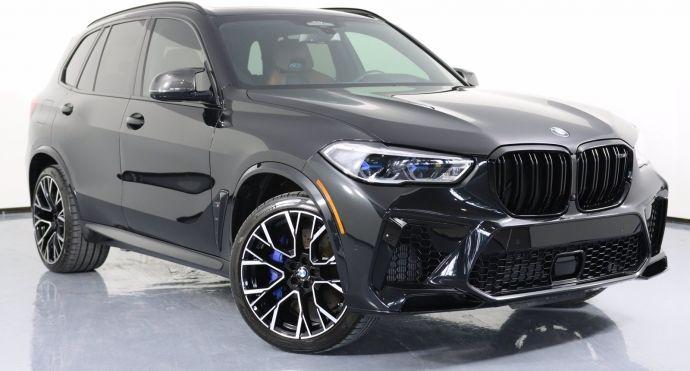 2020 BMW X5 M  #0