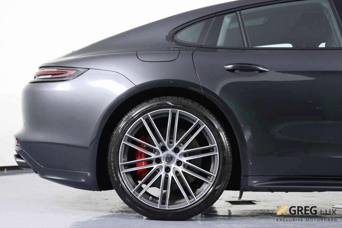 2017 Porsche Panamera Turbo #14