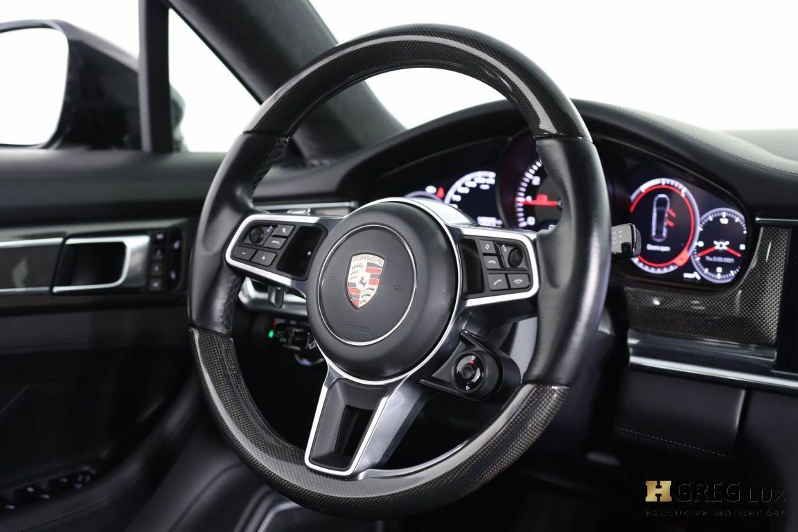2017 Porsche Panamera Turbo #56