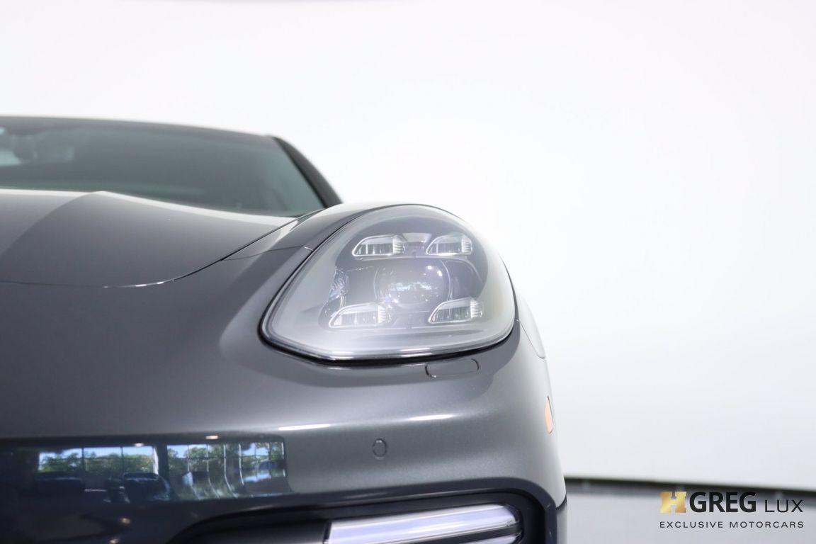 2017 Porsche Panamera Turbo #5