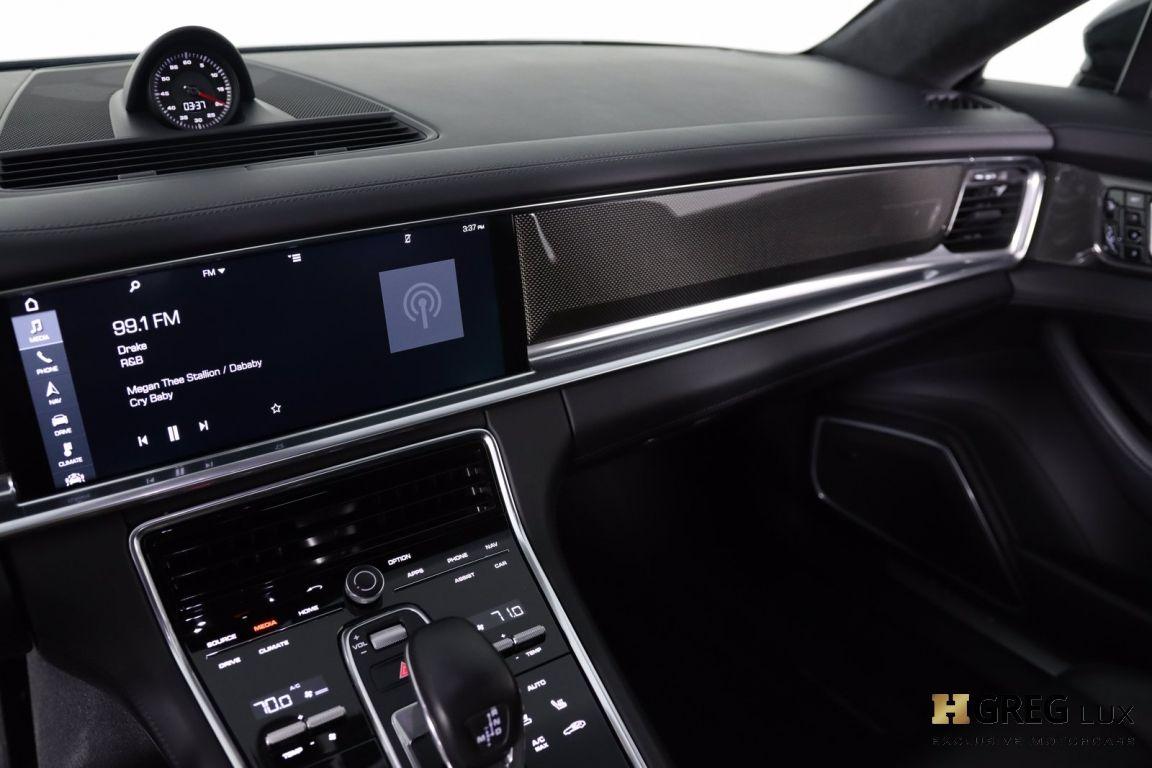 2017 Porsche Panamera Turbo #47
