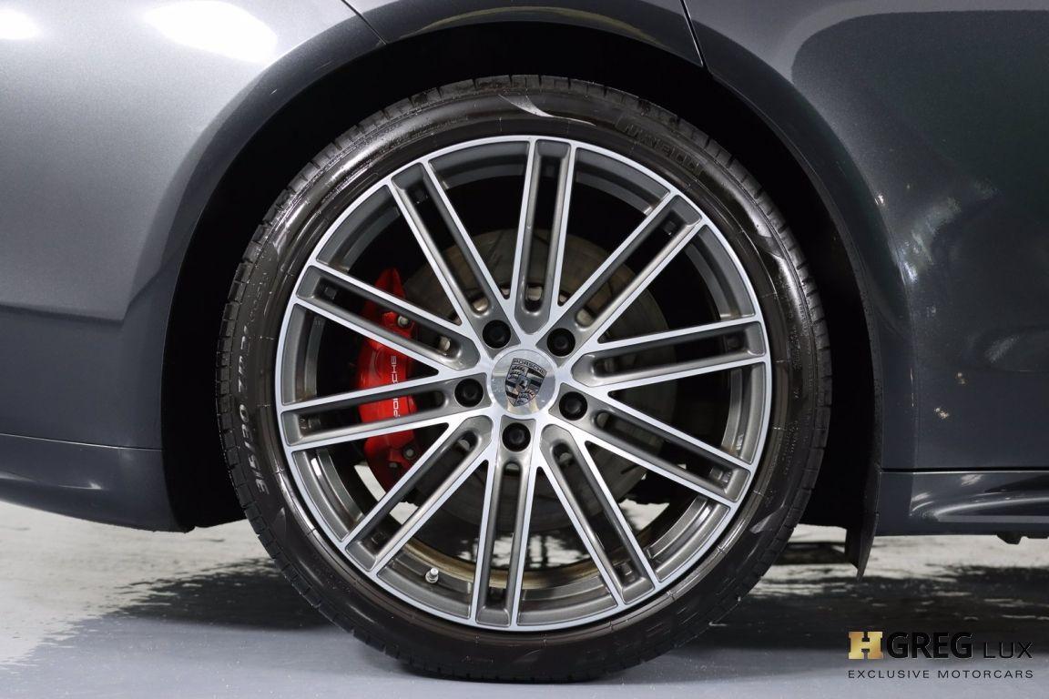 2017 Porsche Panamera Turbo #15