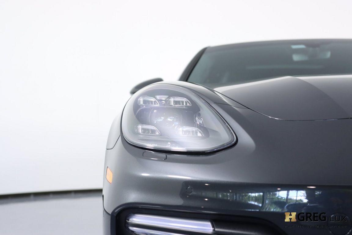 2017 Porsche Panamera Turbo #4