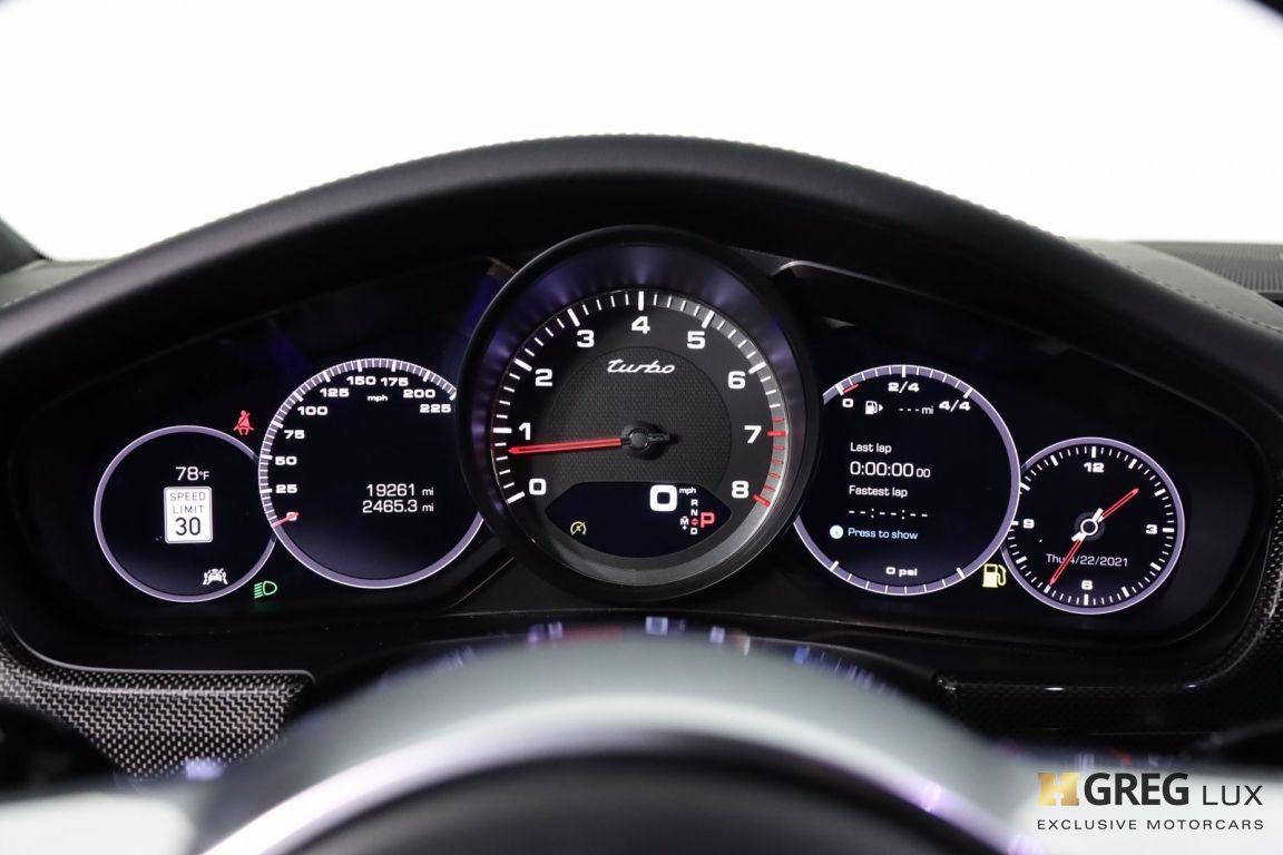 2017 Porsche Panamera Turbo #62