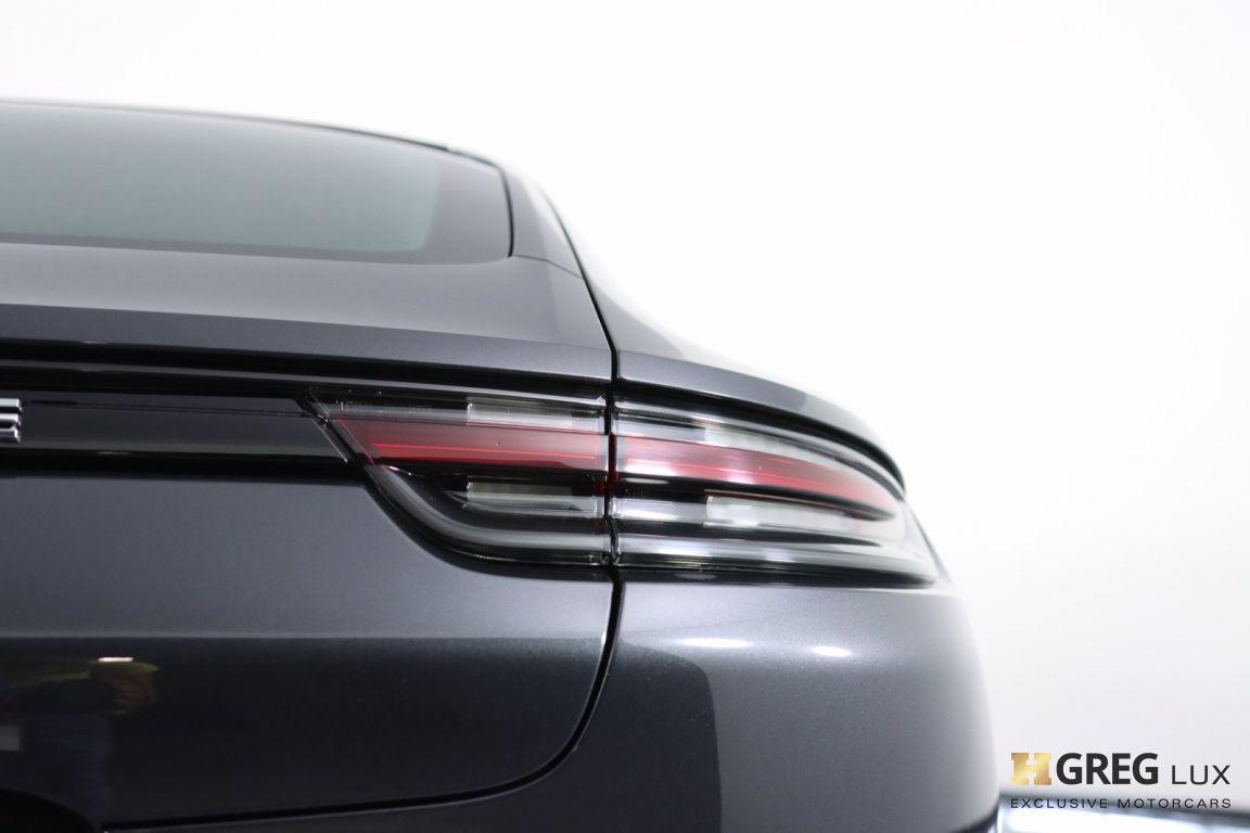 2017 Porsche Panamera Turbo #20