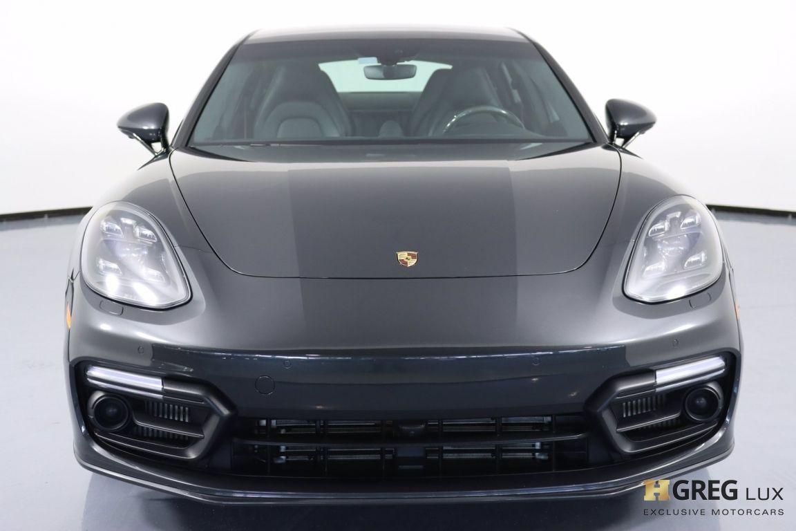 2017 Porsche Panamera Turbo #3