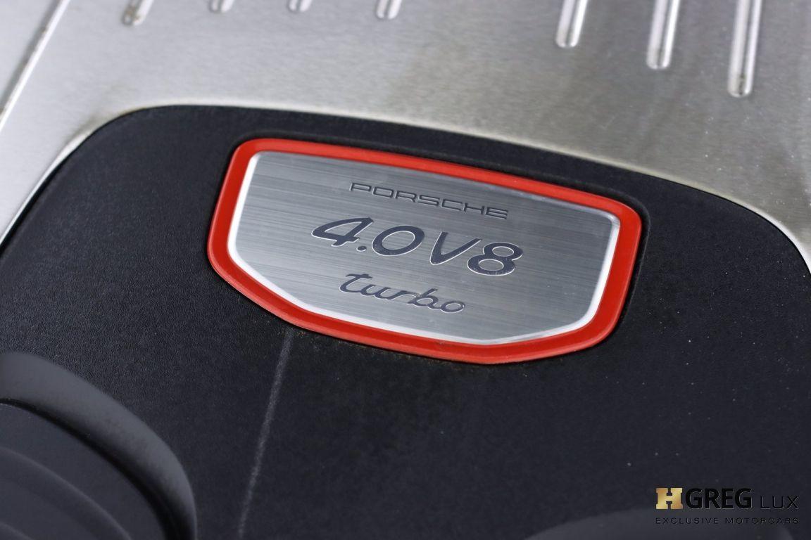 2017 Porsche Panamera Turbo #71