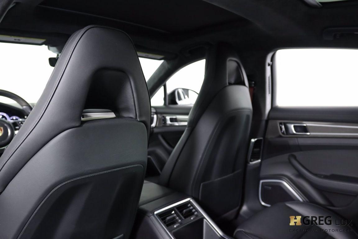 2017 Porsche Panamera Turbo #65