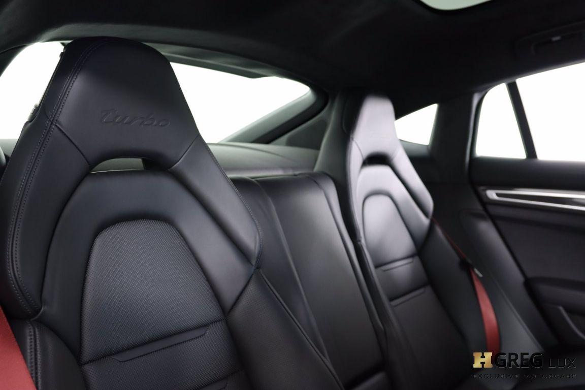 2017 Porsche Panamera Turbo #39