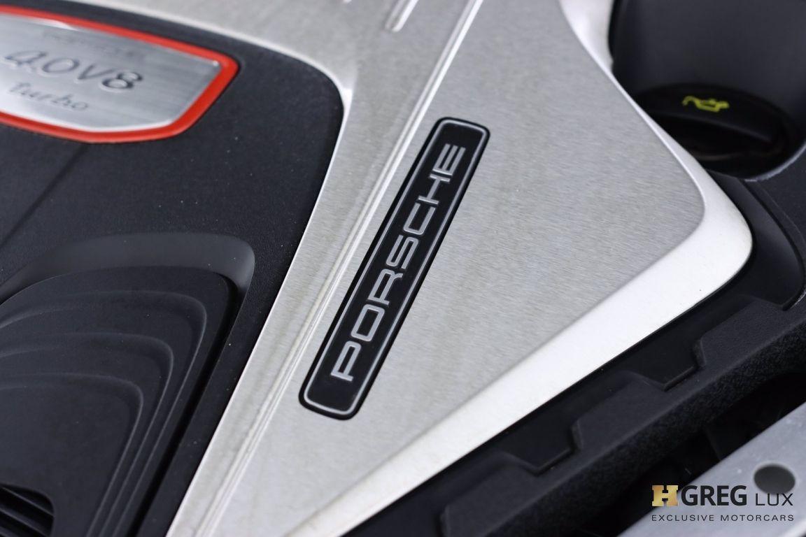 2017 Porsche Panamera Turbo #72