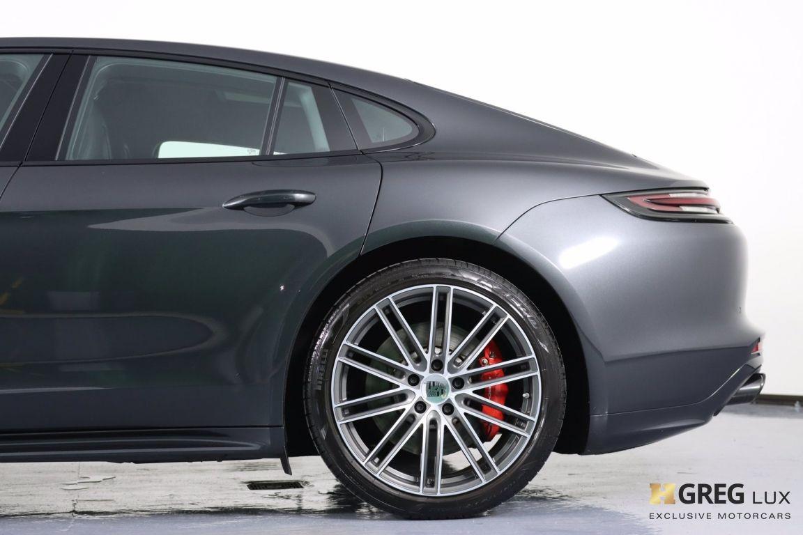 2017 Porsche Panamera Turbo #27