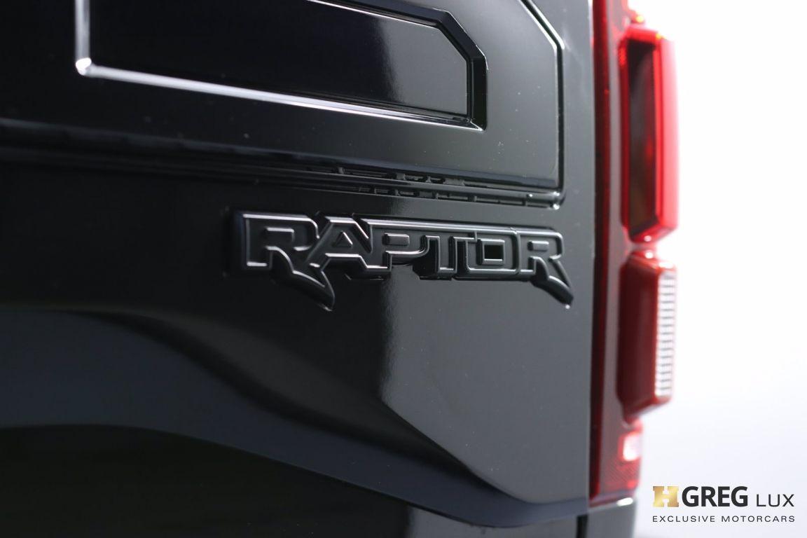 2019 Ford F 150 Raptor #20