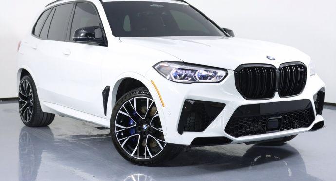 2021 BMW X5 M  #0