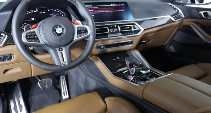 2021 BMW X5 M  #1