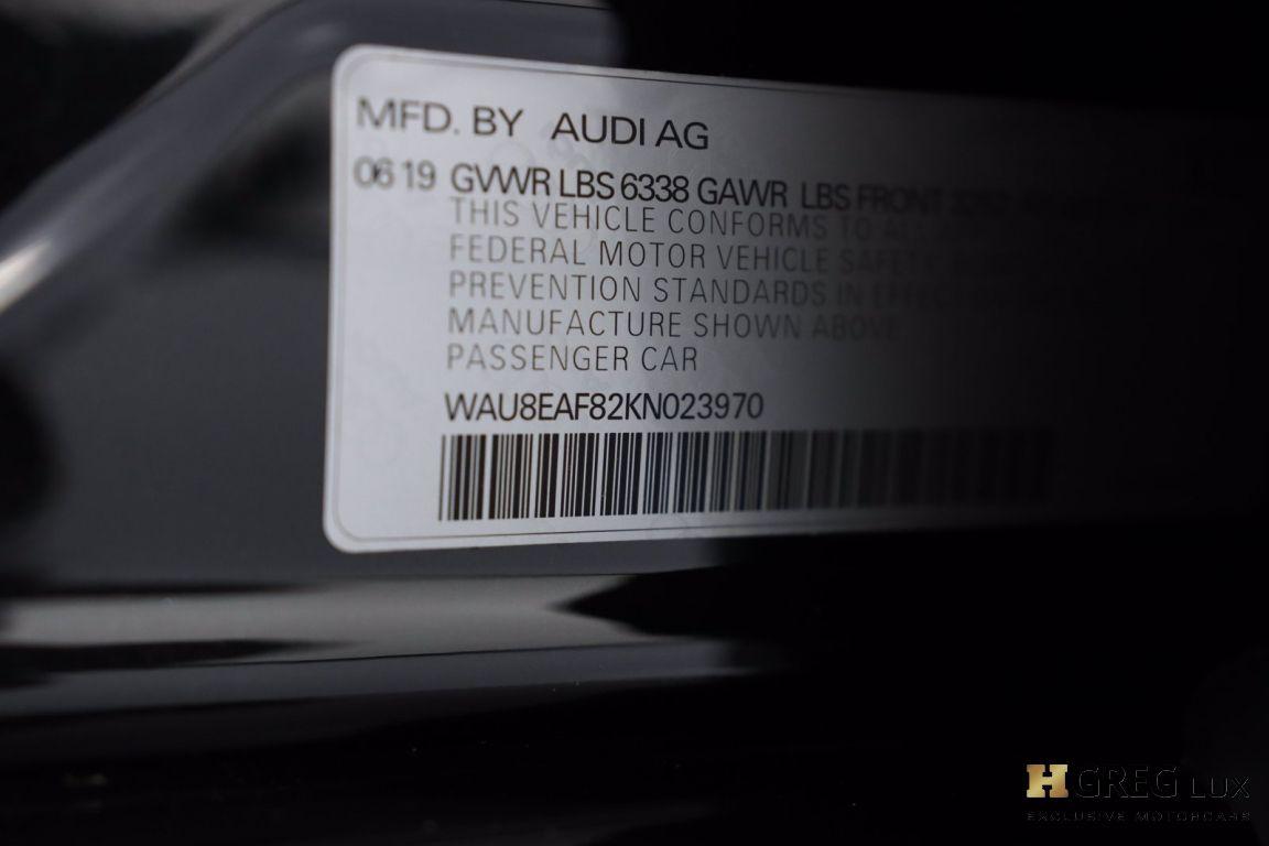 2019 Audi A8 L 4.0 #76