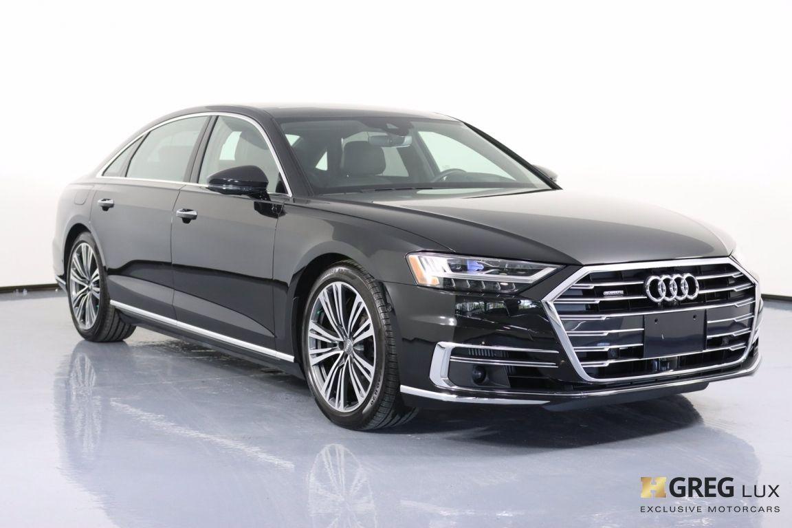2019 Audi A8 L 4.0 #10