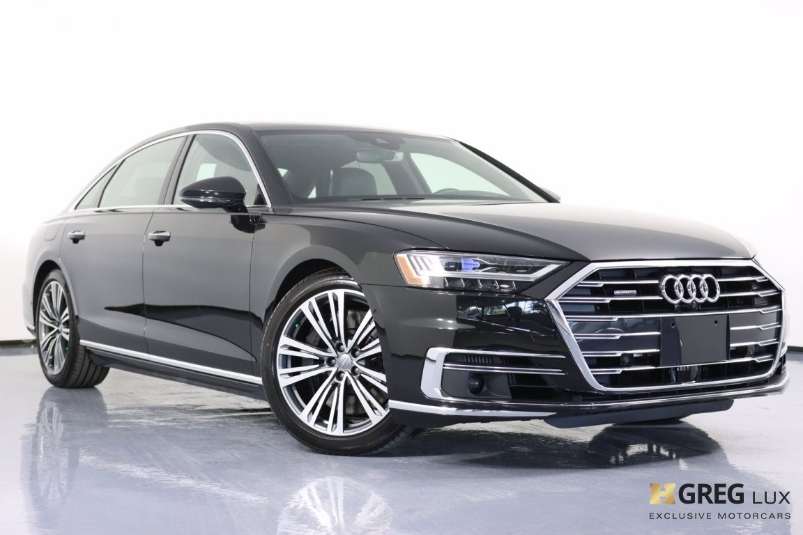 2019 Audi A8 L 4.0 #35