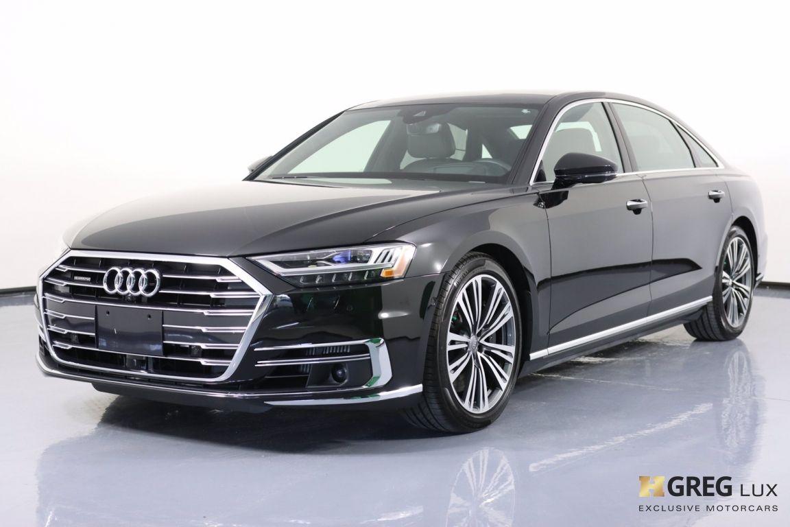 2019 Audi A8 L 4.0 #33