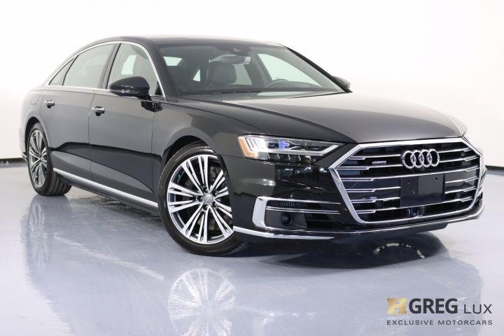 2019 Audi A8 L 4.0 #0