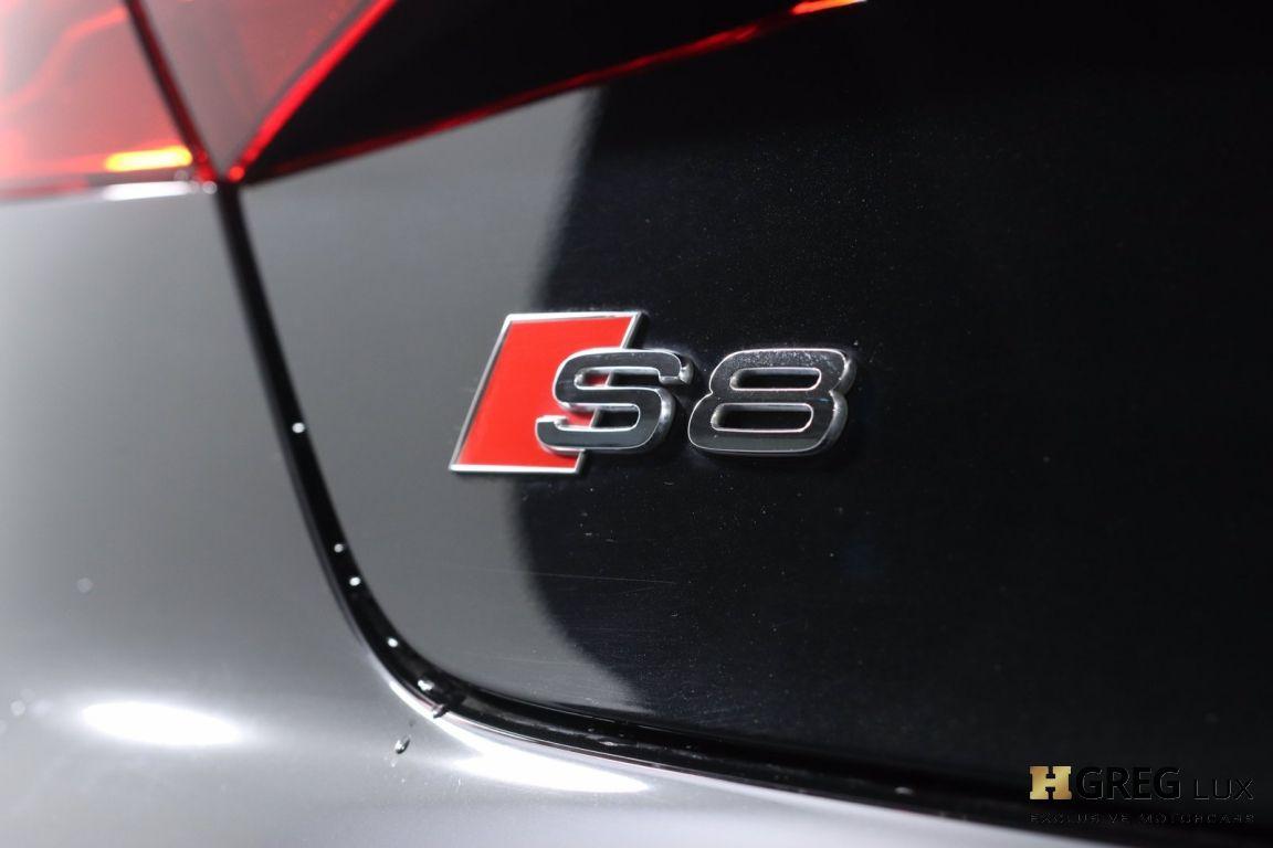 2016 Audi S8 Plus #22
