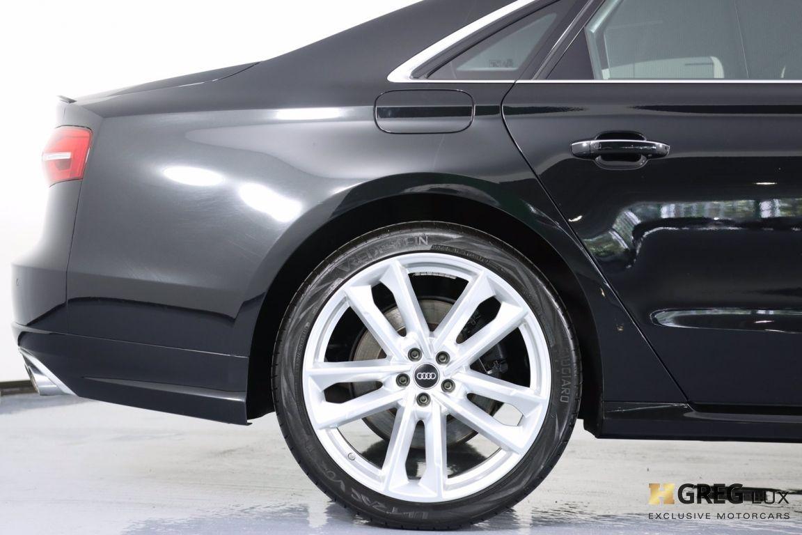 2016 Audi S8 Plus #16
