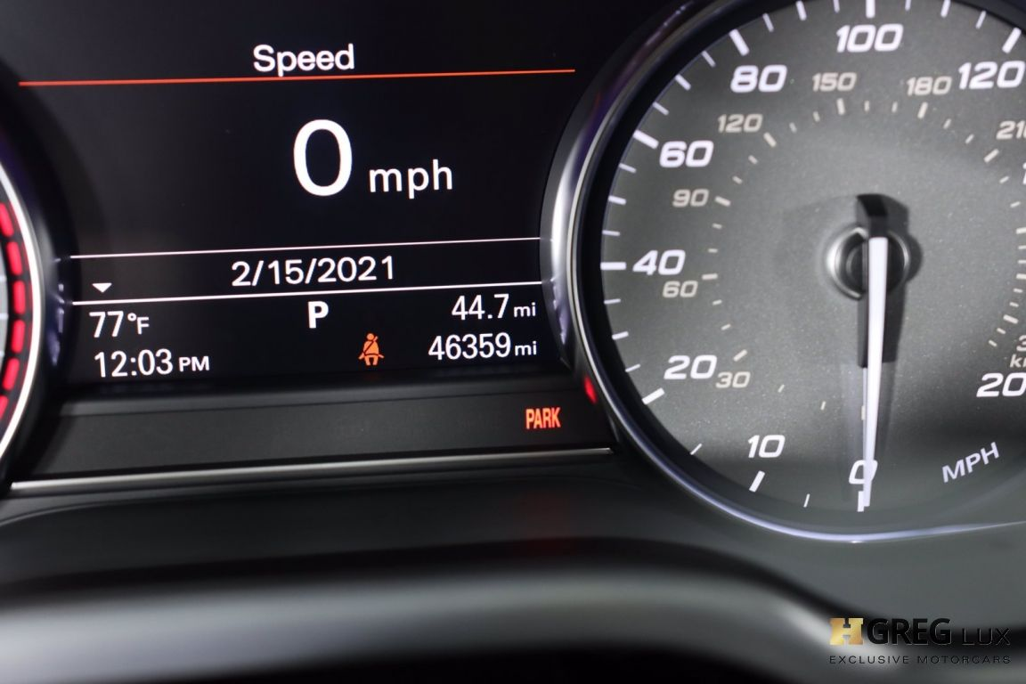 2016 Audi S8 Plus #59
