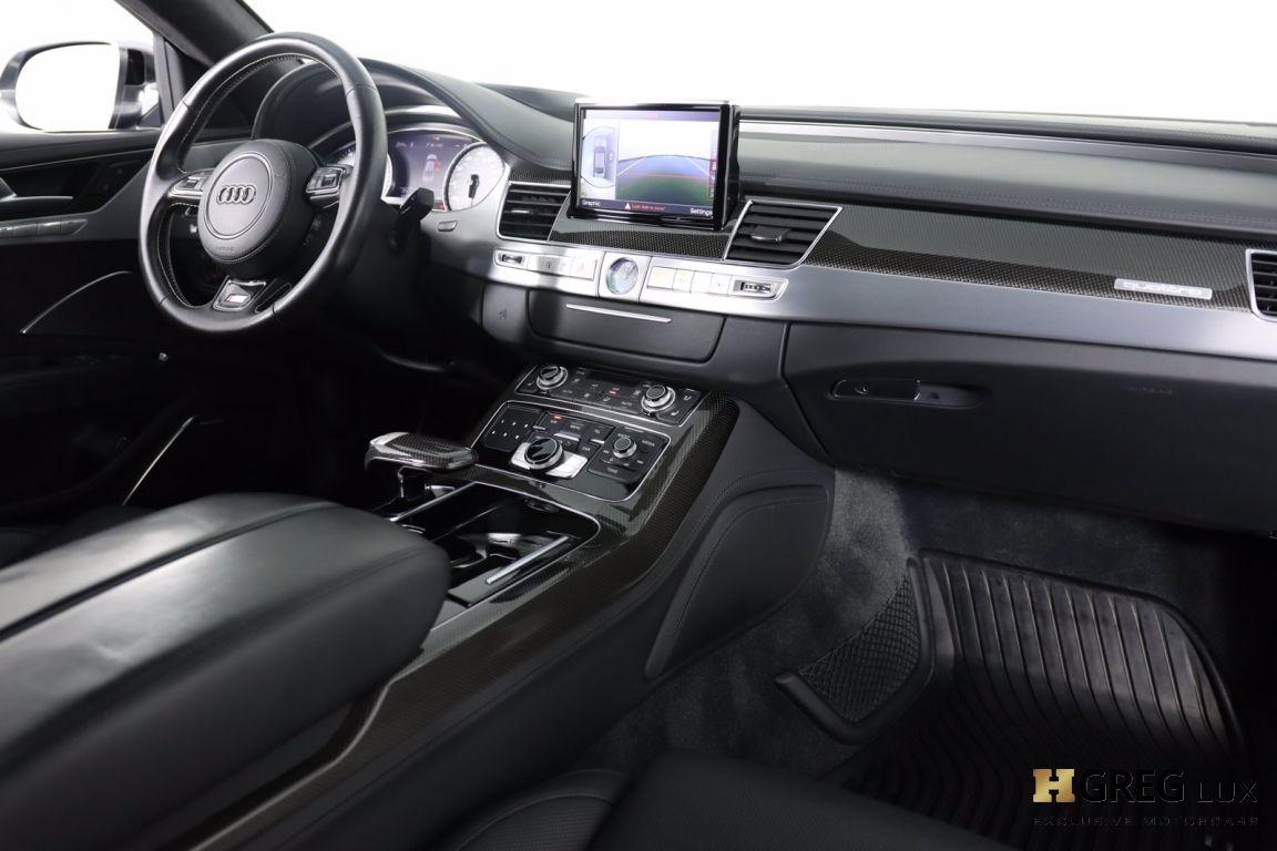 2016 Audi S8 Plus #63